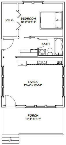 Details about 3 Bedroom House Plans w/ Loft DIY Home Building