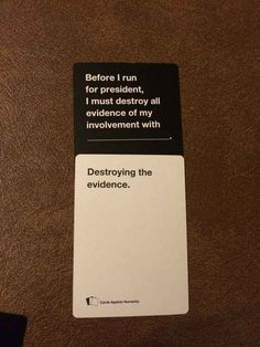 """26 Times """"Cards Against Humanity"""" Was Almost Too Perfect"""