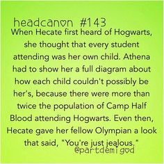 Athena is just a jealous person...lets hope hecate isn't turned into a spider too