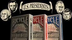 """America"", synonymous with ""liberty"" and young enough to fit all 44 of its leaders in one deck of playing cards. Printed by USPCC"