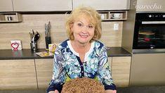 Piškótová torta podľa Gizky Oňovej (videorecept) - recept | Varecha.sk Video, Women, Woman
