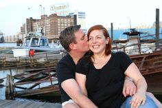 Baltimore engagement sessions.  Summer M. Kelley Photography