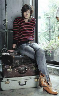 Kim Hyun Joong ♡ No me gustan los doramas, pero él...