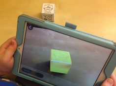 Elements4D - Exploring Chemistry with Augmented Reality