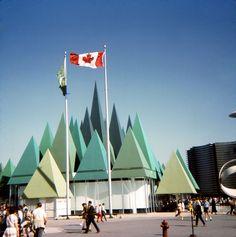 Pulp and Paper Pavilion Expo 67, Big Show, World's Fair, Pavilion, Canada, Retro, Vr, Building, Paper