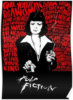 Illustration / Pulp Fiction fan art by Peter Strain, an AOI Award winning Illustrator working and living in Belfast. Pulp Fiction, Fiction Film, Fiction Quotes, Movie Quotes, Pop Art, Fantasy Anime, Gravure Illustration, Illustration Art, Mia Wallace