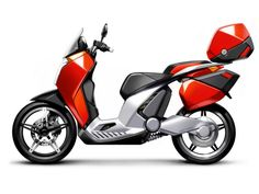 Tall Wheel Concept With Pop Up Soft Storage Motorcycle Design, Motorcycle Bike, Bike Design, Scooter Design, Honda Metropolitan, Mopeds For Sale, Bike Sketch, Scooter Custom, Motor Scooters
