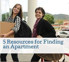 5 Resources for Finding an Apartment