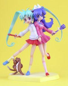 Magical Girl Club Sasami & Misao 1/8 PVC Figure Max Factory