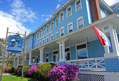 I miss it, felt like home <3 The Rangeley Inn