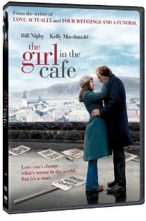 The Girl in the Cafe - starring Bill Nighy, Kelly Macdonald, and Meneka Das