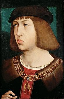 """Phillip the Handsome, spouse of """"Mad"""" Juana of Castile. A man who ruthlessly abused his wife and ultimately stole her crown."""