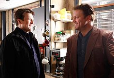 Adam Baldwin will be guest starring on Castle with Nathan Fillion? OMG I may die of browncoat awesomeness poisoning!