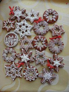 Gingerbread masterpieces