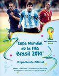 Copa Mundial de la FIFA Brasil 2014, expediente y gu�a oficiales