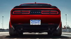 The Dodge Challenger SRT Demon is going to be seriously sick...I mean Slick! Yea, SICK!