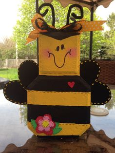 Bumble bee paver 5/2014!
