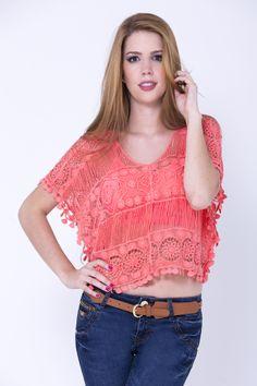 www.bonabella.com.co Crochet Top, Tops, Women, Fashion, End Of Year, Moda, Women's, La Mode, Shell Tops