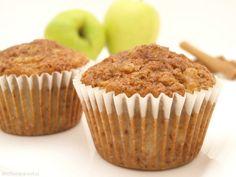 Muffins de manzana, canela y miel - MisThermorecetas