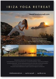 AD SUNSET MOUNTAIN YOGA RETREAT _________ More than 25 years experience in online and offline branding and communication. For logos, flyers, posters, websites, commercials and more.  If you need something new, a rebranding or just a second opinion, just contact me!  __________My portfolio: http://mathieuiking.weebly.com • San Mateo, Ibiza • E-mail: storm1908@gmail.com • Tel: +34 608 658 145 • Facebook: https://www.facebook.com/mathieu.iking