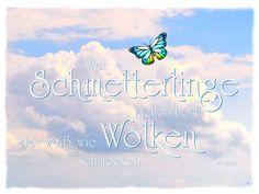 'Schmetterling+in+den+Wolken+...'+von+Dirk+h.+Wendt+bei+artflakes.com+als+Poster+oder+Kunstdruck+$19.41