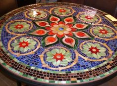 pandoramozaik - masa mozaik tasarimi