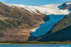 World's Beautiful Landscapes.: Svartisen Glacier, Norway