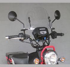 Asahi windshield Short Visor HONDA CROSS CUB (CC110) | eBay Motors, Parts & Accessories, Motorcycle Parts | eBay!