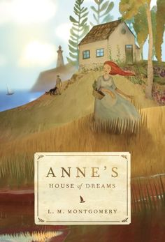 New cover of Anne's House of Dreams