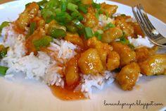 General Tso's Chicken Recipes