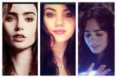 Lily Collins/ Clary Fray - The Mortal Instruments: City of Bones Inspired HAIR and MAKEUP