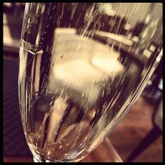champagne bubbles in motion by Instagram Heart, White Wine, Alcoholic Drinks, Champagne, Bubbles, Glass, Alcoholic Beverages, Drinkware, White Wines