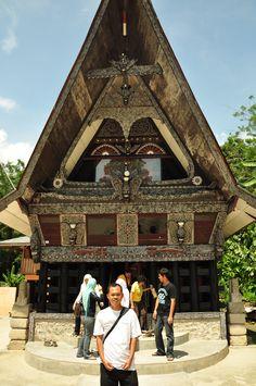 Batak Toba house