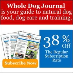 Subscribe to the whole dog journal