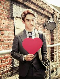 It's Chen's birthday today!!!(yesterday in Korea), CHEN is one of the main vocals in EXO and his ...