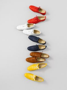 A R T S & Science    #Soft #Balmoral Shoes -  sumally.com