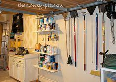 The Money Pit: Garage Workshop REVEAL!
