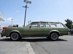 green 74 pontiac station wagon   1979 Pontiac Le Mans Safari Station Wagon
