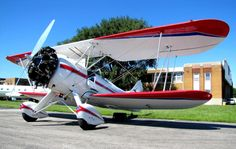 Waco UPF-7- Built in 1941 and Owned by Kevin Kegin