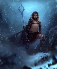 Imaginefx Cover competition by ~Miles-Johnston on deviantART