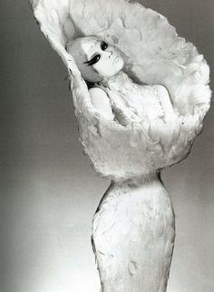 Feathers | Swan Lake Princess | Odette | Alexander McQueen 'Savage Beauty'