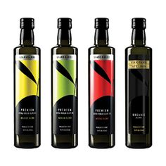 Looks good enough to drink. But don't. Giangrandi Gourmet Olive Oil