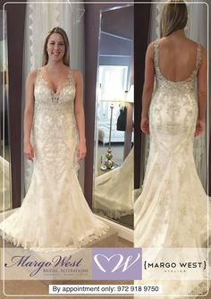 Wedding dress alterations by Margo West   lace  weddinggown  fashion     Best wedding dress alterations in Texas by Margo West