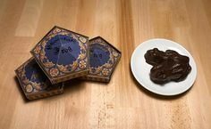 Chocolate Frog Box and Mold Bundle  Harry Potter