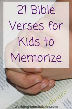 This list of Bible verses for kids will help you to teach your children about the gospel and God's love. Bible Verses For Kids, Bible Stories For Kids, Bible Study For Kids, Bible Stories About Love, Lessons For Kids, Bible Lessons, School Lessons, Bible Games, Christian Kids