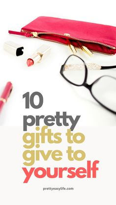 10 pretty gifts you should give to yourself today!