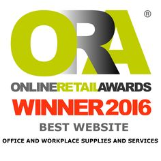 So excited to have won the Online Retail Awards 2016 for best website in the 'Office and Workplace Products and Services' category. Read more at https://www.wellworking.co.uk/awards-i39
