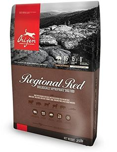 Orijen Regional Red Dog Food, Bag >>> Check this awesome product by going to the link at the image. (This is an affiliate link and I receive a commission for the sales) Beef Tripe, Boer Goats, Grain Free Dog Food, Dog Pounds, Dog Food Brands, Dry Cat Food, Pet Food, Angus Beef, Dog Items