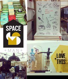 Nadia van der Mescht: Space Man: Not only for men