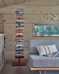 "Design Within Reach on Instagram: ""Tall tales! 📚 Stack up your reading list with the Story Bookcase, a space-savvy solution for all your favorite reads. What are you reading…"""